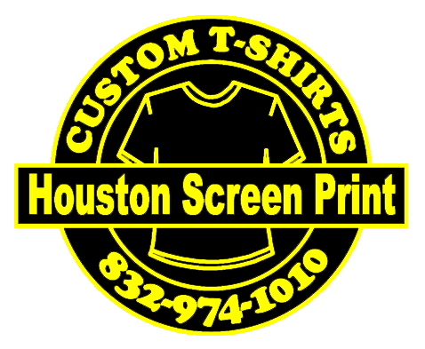 Houston Screen Print 832-974-1010